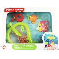多功能婴幼儿床铃移动风铃速跨境 益智儿童玩具
