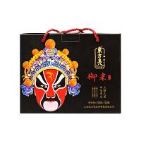 山西特产广灵小米 东方亮有机认证2000g礼盒装 100g*20袋 食用小米粥杂粮 包邮