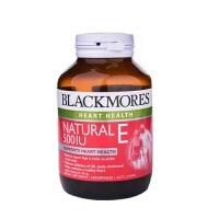 【新西兰直邮】Blackmores澳佳宝天然维生素E胶囊500IU 预防冠心病150粒
