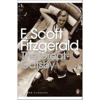 现货 英文原版 了不起的盖茨比 The Great Gatsby 企鹅现代经典系列 平装 同名电影原著小说