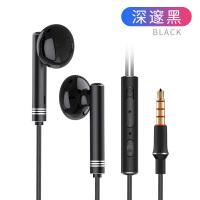 适用于华为耳机线控荣耀8 9 10 v8v9v10半入耳式P10 P9 Plus手机mate 标配