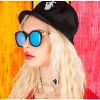 太阳镜女圆脸大框偏光眼镜显瘦美白女式墨镜 时尚简洁墨镜 支持礼品卡