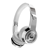 MONSTER/魔声 Elements on ear压耳式蓝牙无线耳机隔音降噪耳机 - 铂金