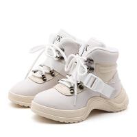 女童鞋子儿童运动鞋男童小童老爹鞋秋季童鞋