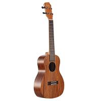 UKU 尤克里里23寸合板 玫瑰木26寸ukulele桃花芯初学小吉他