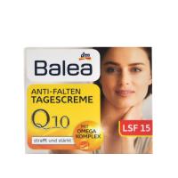 德国芭乐雅(Balea)Q10辅酶抗皱防老提拉紧致滋润日霜LSF15,50ml