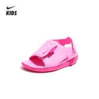 【到手价:219元】耐克nike童鞋2019夏季新款儿童露趾凉鞋婴童透气沙滩鞋(0-4岁可选)AJ9077-400 A