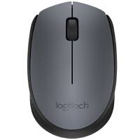 【支持当当礼卡】罗技(Logitech)无线鼠标M170/M171无线鼠标 多色可选 办公鼠标 对称鼠标 带无线2.4G