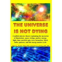 【预订】The Universe is Not Dying: A unified physics theory exp