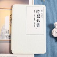 文� 新ipad9.7保�o套ipad5/6休眠pro10.5Air3皮�すP槽2019Air2/3