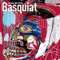 英文原版 巴斯奎特 2020年挂历 涂鸦艺术 新年日历 Jean-Michel Basquiat 2020 Wall