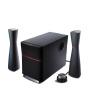 Edifier/漫步者 E3200多媒体2.1有源电脑音箱 木质线控低音炮音响