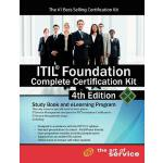 【预订】Itil Foundation Complete Certification Kit - Fourth Edi