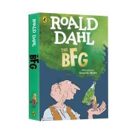 圆梦巨人英文原版 The BFG Roald Dahl 罗尔德达尔