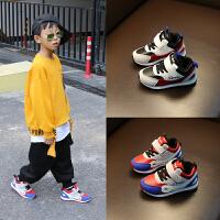 儿童棉鞋高帮棉休闲鞋潮