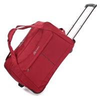 拉杆包旅行包时尚男女旅行包拉杆包折叠牛津布手提行李包袋登机拉杆箱包