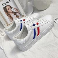 小白鞋女2019新款韩版潮春季板鞋帆布鞋平底学生原宿