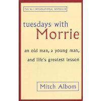 Tuesdays With Morrie 相约星期二/与莫里共度星期二 当当网5星级英文学习产品