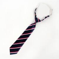 中学生小学生儿童校服制服衬衫装英伦领带领花领结套装男童女