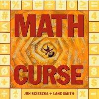 英文原版 数学魔咒 精装绘本 Math Curse by Jon Scieszka, Lane Smith