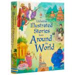 英文原版 Illustrated Stories from Around the World 插画故事 世界童话 Us