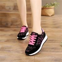 冬季新款棉鞋女童初中学生运动鞋11大童加绒保暖休闲跑步鞋12岁15