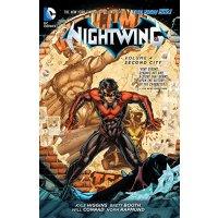 英文原版Nightwing Vol. 4: Second City