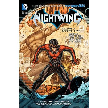 英文原版Nightwing Vol. 4: Second City