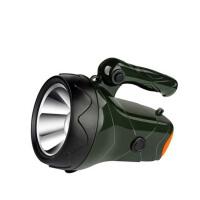 LED手电筒强光 可充电超亮远射保安家用手提探照灯