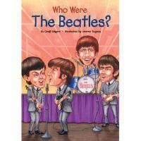 【现货】英文原版 Who Were the Beatles? 甲壳虫乐队是谁 (披头士乐队是谁)名人传记 who wa