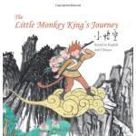 现货 英文版 小悟空 绘本 文化中国系列 Little Monkey's Journey