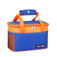 家用便携饭盒袋便当包手提保温包保冷袋牛津布防水保温袋加厚大号