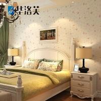 温馨田园墙贴墙贴 卧室 客厅 房 无纺布墙贴墙贴 G 仅墙纸
