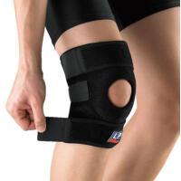 透气篮球足球羽毛球跑步登山运动健身护具LP758CA护膝运动 支持礼品卡