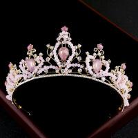皇冠头饰演出发箍苏菲亚公主发饰冰雪奇缘爱莎生日礼物