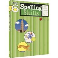 Harcourt Family Learning - Spelling Skills Grade 6 哈考特家庭辅导拼写