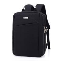 男士手提大包商务办公包出差电脑公文包可放a4文件双肩背包防水潮