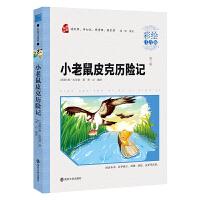 小老鼠皮克历险记 小学课外阅读指导丛书 彩绘注音版