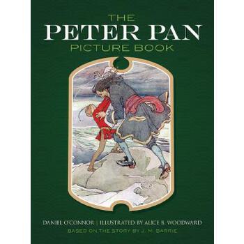 【预订】The Peter Pan Picture Book 预订商品,需要1-3个月发货,非质量问题不接受退换货。