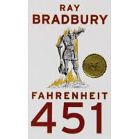 【二手书8成新】英文原版 Fahrenheit 451 华氏451度英文版 Ray Bradbury Simon &