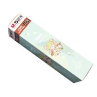 晨光囡茜中性笔笔芯4389水笔替芯0.5mm全针管考试笔芯水笔芯20支