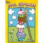Cool Cupcakes Coloring Book