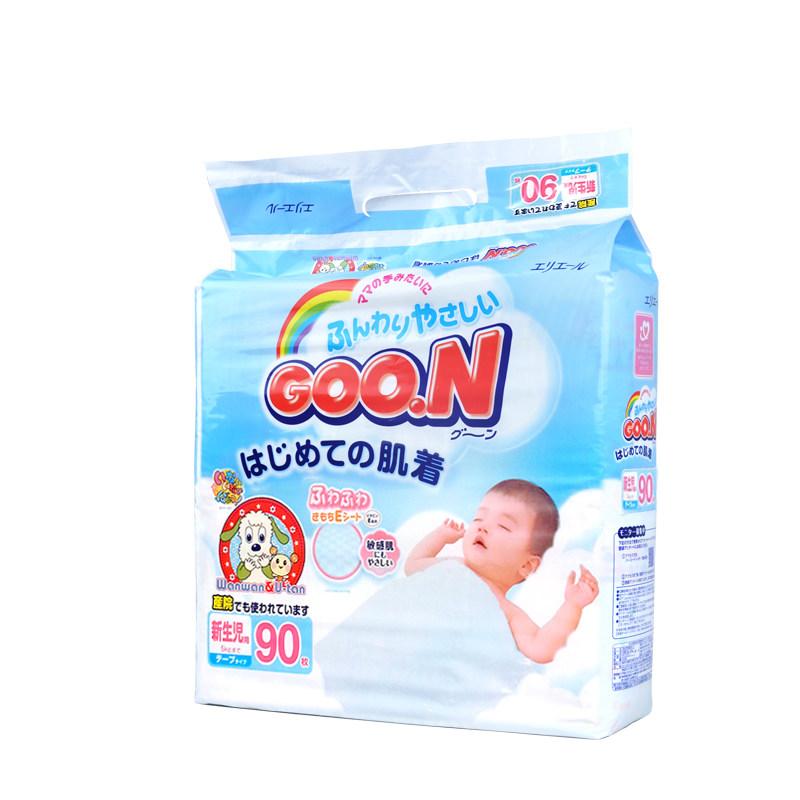 日本大王Goo.N维E纸尿裤 NB90片