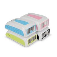 包邮迷你掌上空调风扇制冷小型桌面usb可充电随身学生便携式小电风扇