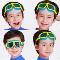 儿童泳镜高清防水游泳眼镜男童女童小孩游泳装备