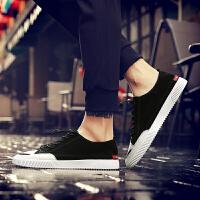 男士休闲鞋2019新款春季男鞋子韩版潮流英伦百搭板鞋男生潮鞋夏季夏季百搭鞋