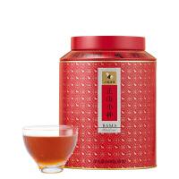 八马茶叶 武夷正山小种红茶国潮百福圆罐自饮装160g
