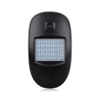 充电静音无线鼠标手写板键盘平板鼠标无线数字小键盘老年人也适合用的鼠标 黑色