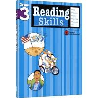 Harcourt Family Learning Reading Skills 哈考特阅读技巧 小学三年级 阅读理解 国