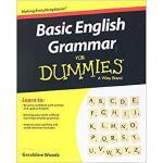 【预订】Basic English Grammar For Dummies, Us Edition 978111906